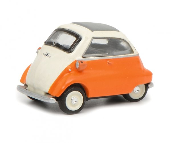 Schuco 452632300 BMW Isetta, beige-orange, 1:87